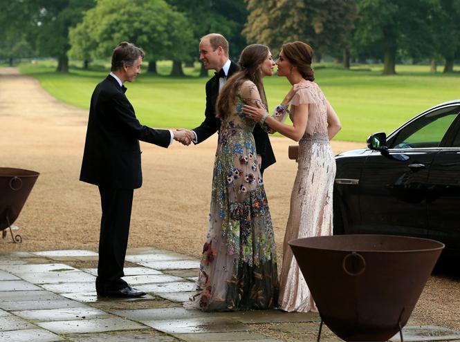 Фото №6 - Кто такая маркиза Чамли (и действительно ли герцогиня Кейт считает ее своей соперницей)