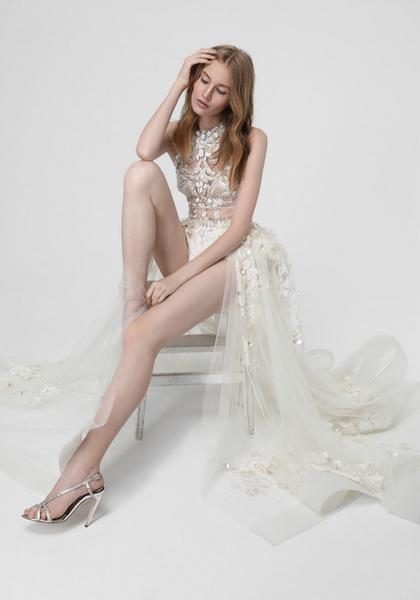 Фото №9 - Новая свадебная коллекция Valentin Yudashkin haute couture