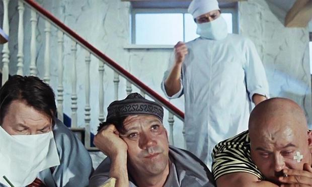 Фото №1 - 18 лучших анекдотов про эпидемии, болезни и вирусы