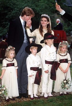 Фото №5 - Племянницы принцессы Дианы: Леди Китти, Элиза и Амелия Спенсер