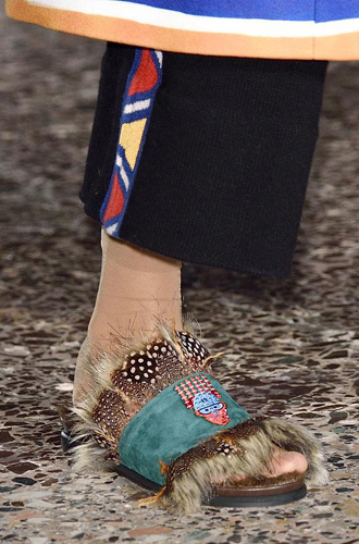 Фото №75 - Самая модная обувь сезона осень-зима 16/17, часть 2