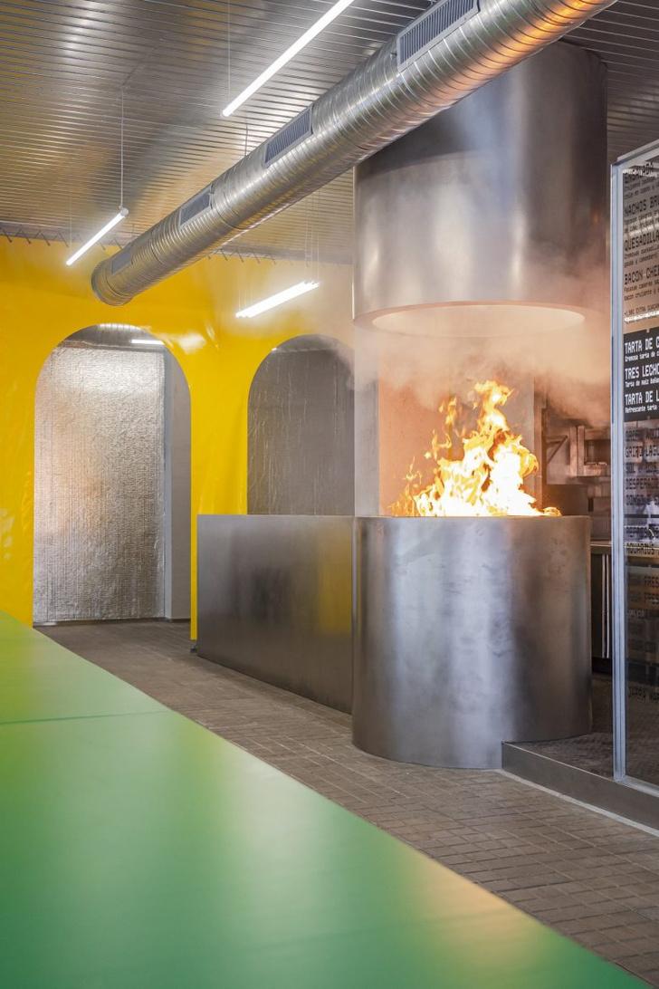 Фото №8 - Ресторан быстрого питания в Мадриде