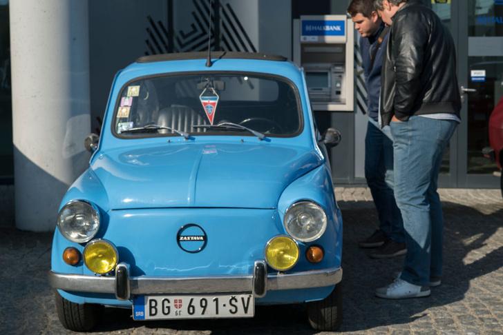 Фото №7 - Езда на дровах и любовь к дедушкиной малолитражке: интересные факты о сербских авто