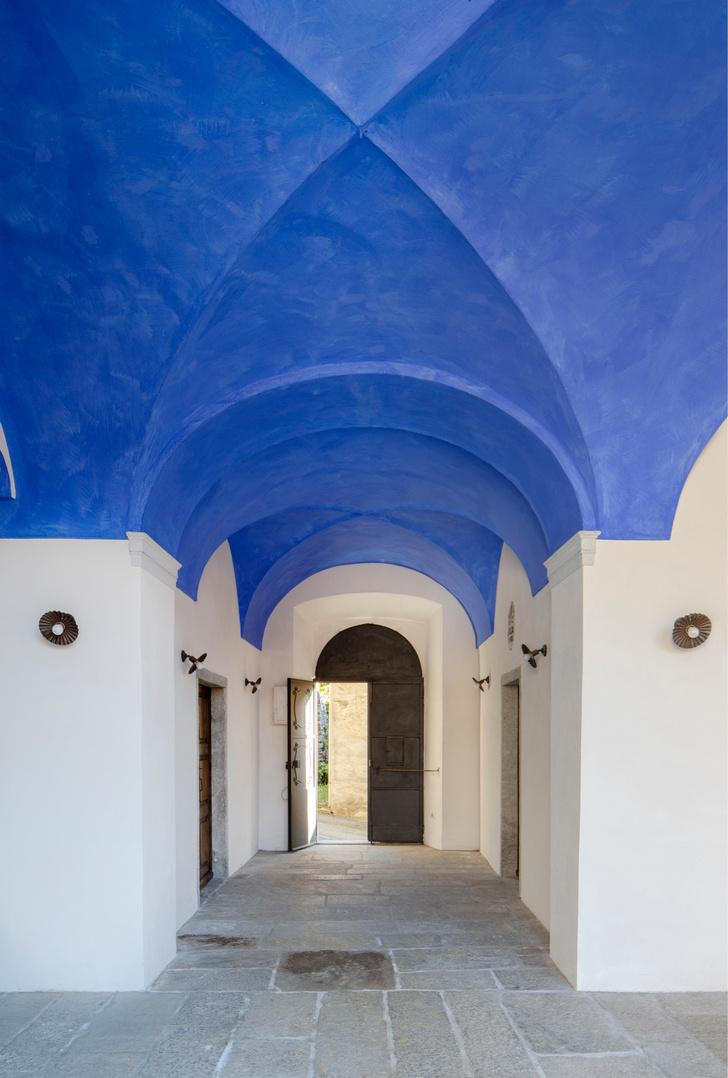 Фото №3 - Дом художника: арт-вилла в Италии