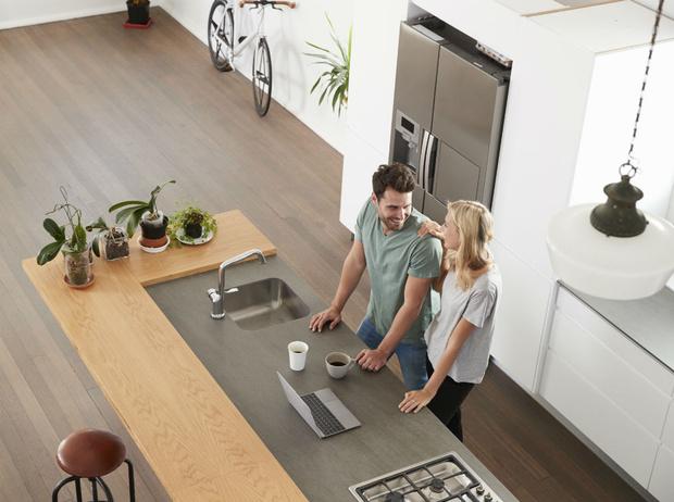 Фото №1 - Как обустроить кухню с «островом»: 5 важных аспектов