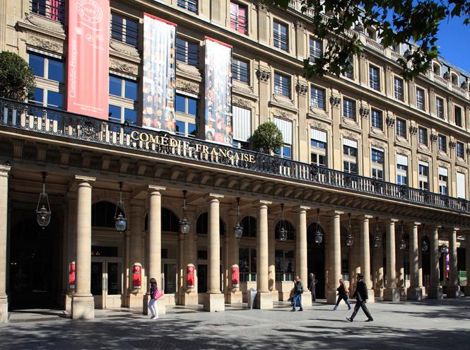 Фото №7 - Летим в театр: 10 лучших театральных подмостков Парижа