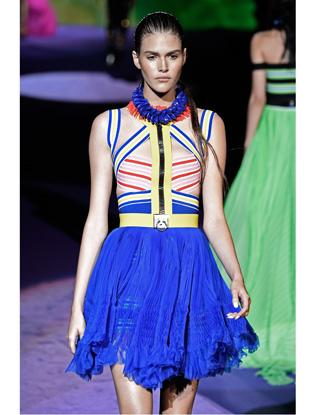 Фото №10 - Неделя моды в Милане: Versace, Roberto Cavalli, DSquared2