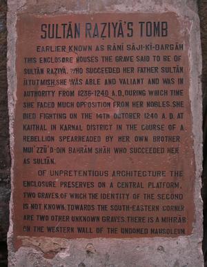 Фото №3 - Индийская Клеопатра: трагическая судьба Разии— единственной женщины-султана