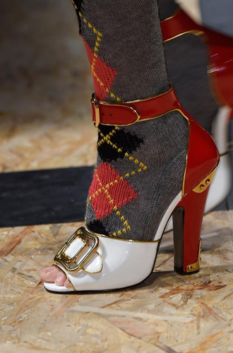 Фото №39 - Самая модная обувь сезона осень-зима 16/17, часть 2