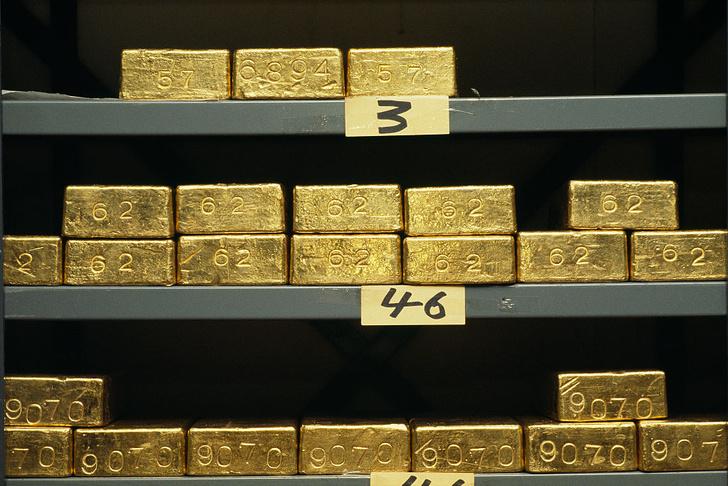 Фото №1 - Откуда взялось золото