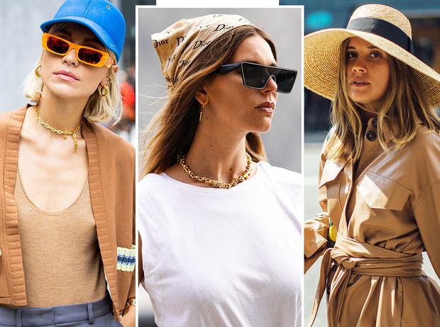 Фото №1 - Панамы, шляпы, кепки: самые модные головные уборы лета 2021
