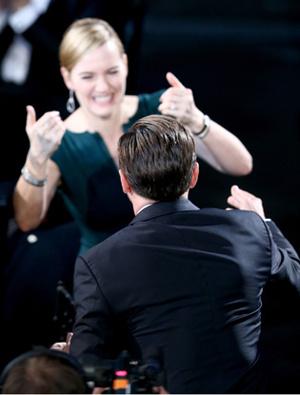 Фото №10 - Кейт Уинслет и Леонардо ДиКаприо: история самой крепкой голливудской дружбы