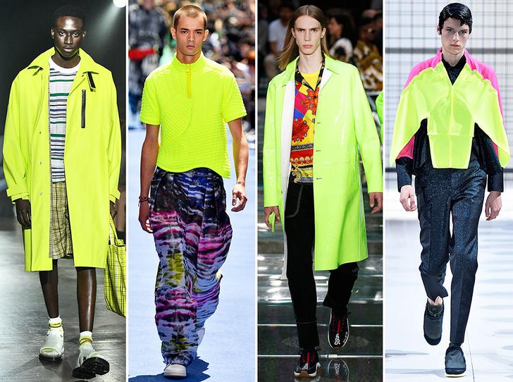 Фото №2 - 11 трендов c Недель мужской моды SS19, которые пригодятся не только мужчинам