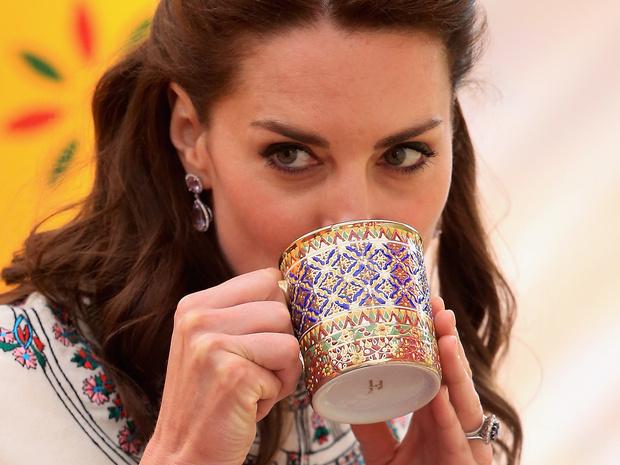Фото №2 - Заряд пользы: чем завтракает герцогиня Кейт, чтобы взбодриться на весь день
