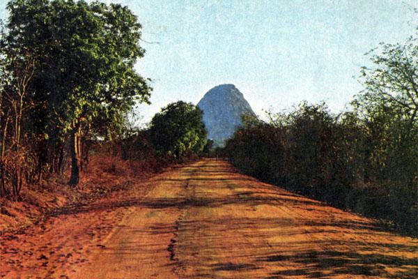 Фото №1 - Жаркие дороги Замбезии