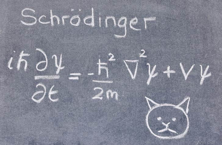 Фото №1 - Искусственный интеллект решил уравнение Шредингера