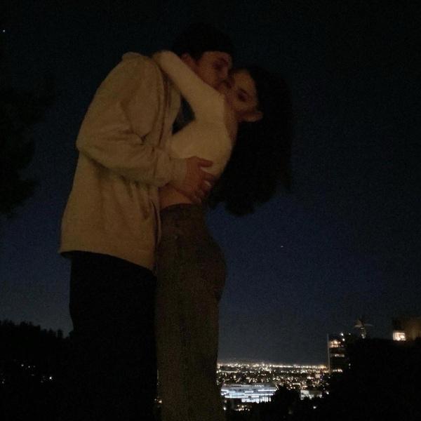 Фото №3 - So In Love: Ариана Гранде поделилась нежными фото с Далтоном Гомесом