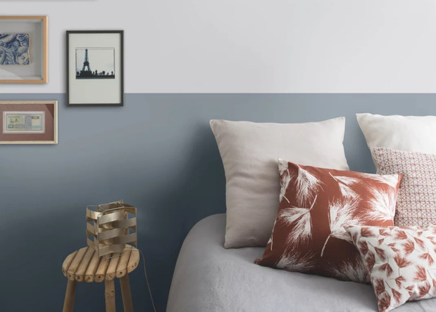Фото №13 - Цветные сны: Color Blocking в спальне