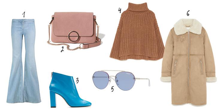 Фото №3 - Как носить деним зимой: 6 стильных образов на любой вкус