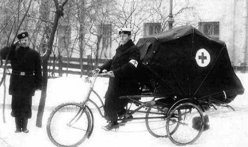 Фото №1 - Петербургской «Скорой» исполняется 114 лет