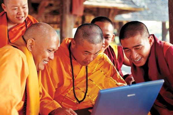 Фото №1 - Интернет как социальная сеть