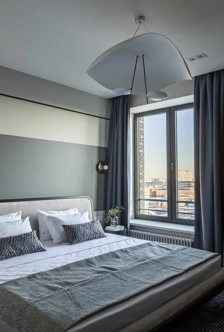 Фото №7 - Минималистичный интерьер в теплых тонах для двухкомнатной квартиры