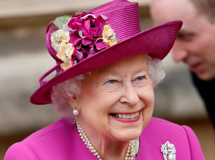 Фото №1 - Елизавета II пошутила над Дональдом Трампом