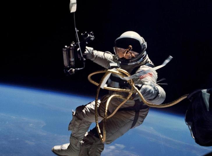 Фото №1 - Исследование: быть обычным космонавтом безопаснее, чем обычным человеком