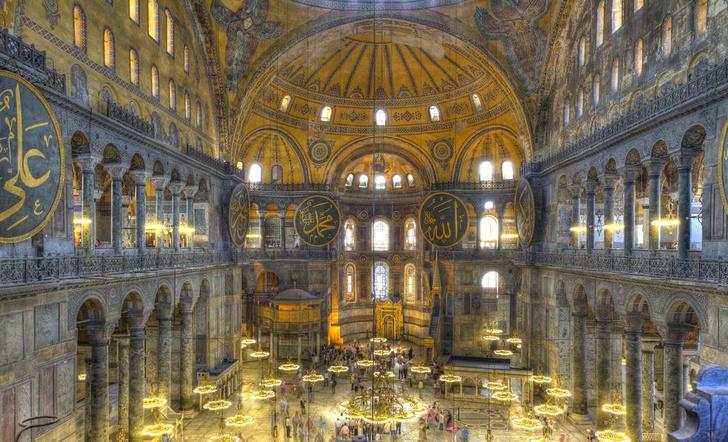 Фото №2 - Пять мест в Стамбуле, которые необходимо посетить