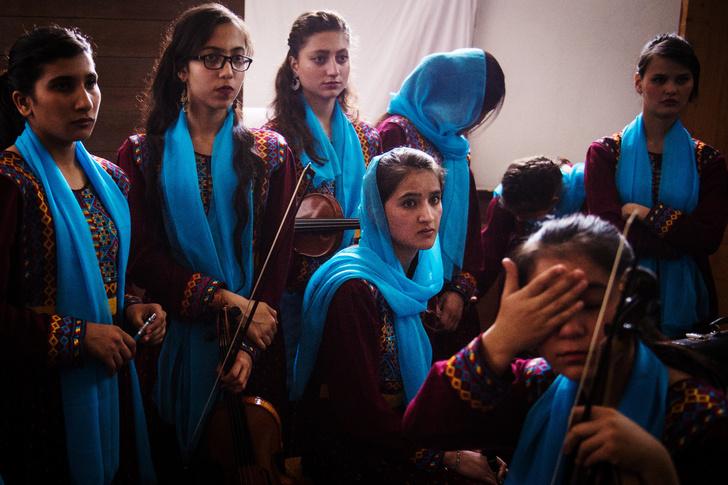Фото №9 - Свобода за чадру: что станет с женщинами Афганистана при «Талибане»