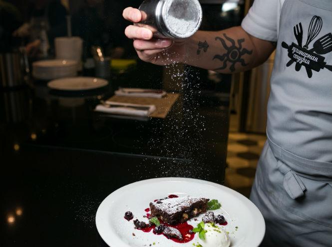 Фото №6 - Новые мастер-классы в кулинарной студии «Донна Маргарита»
