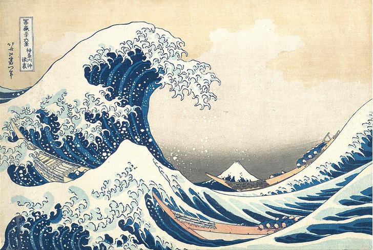Фото №1 - Культурный код: 7 загадок самой известной волны в японском искусстве
