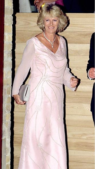 Фото №8 - От подруги принца до будущей королевы: эволюция стиля Камиллы Паркер-Боулз