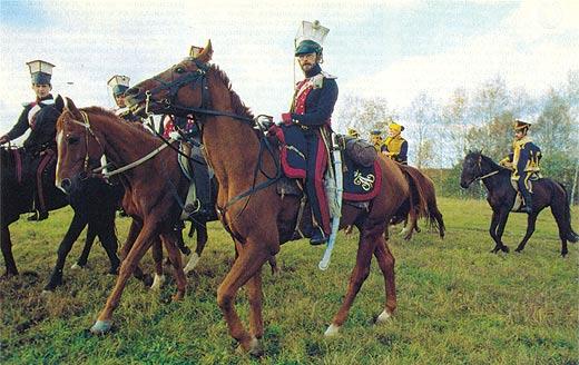 Фото №1 - На коне в строю улан