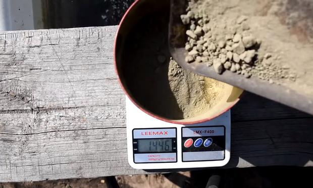 Фото №1 - Сколько золота можно извлечь из песка своими руками (видео)