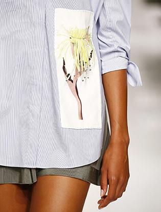 Фото №27 - Неделя моды в Берлине: Dorothee Schumacher
