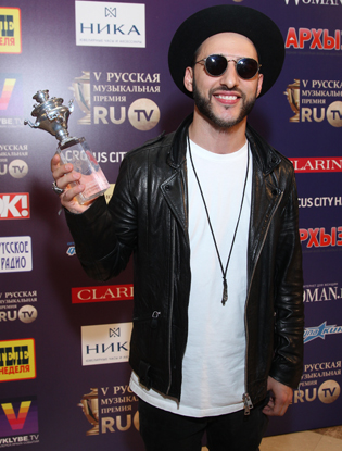 Фото №18 - Объявлены лауреаты Русской Музыкальной Премии телеканала RU.TV