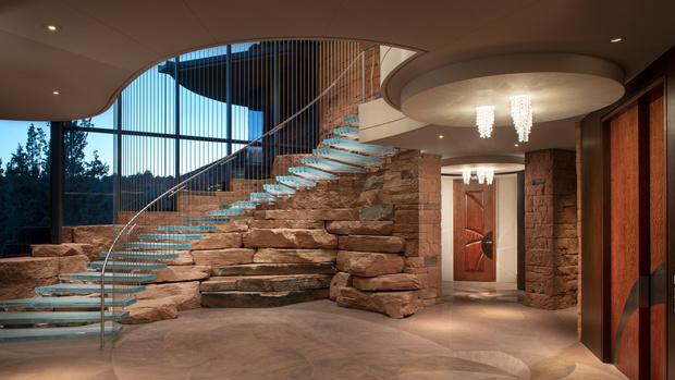 Фото №5 - Роман с камнем: необычный жилой комплекс в Аризоне