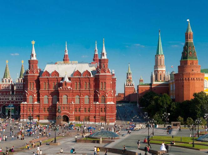 Фото №11 - Знаменитая гостиница с видом на Московский Кремль