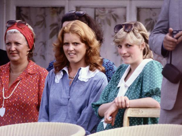 Фото №2 - Королевский скандал: из-за чего закончилась дружба Дианы и Сары Фергюсон