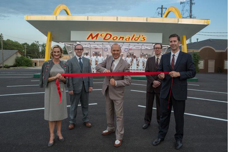 Фото №2 - MAXIM рецензирует байопик «Основатель» о создателях сети McDonald's
