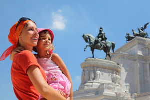 Фото №3 - Едем с ребенком за границу