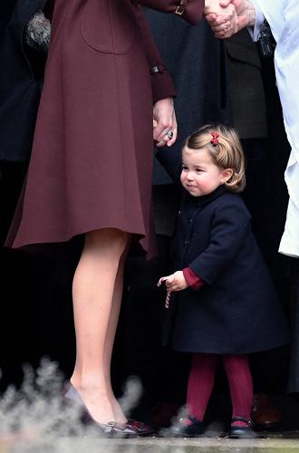 Фото №8 - Принцесса Шарлотта и принц Джордж снова в центре внимания
