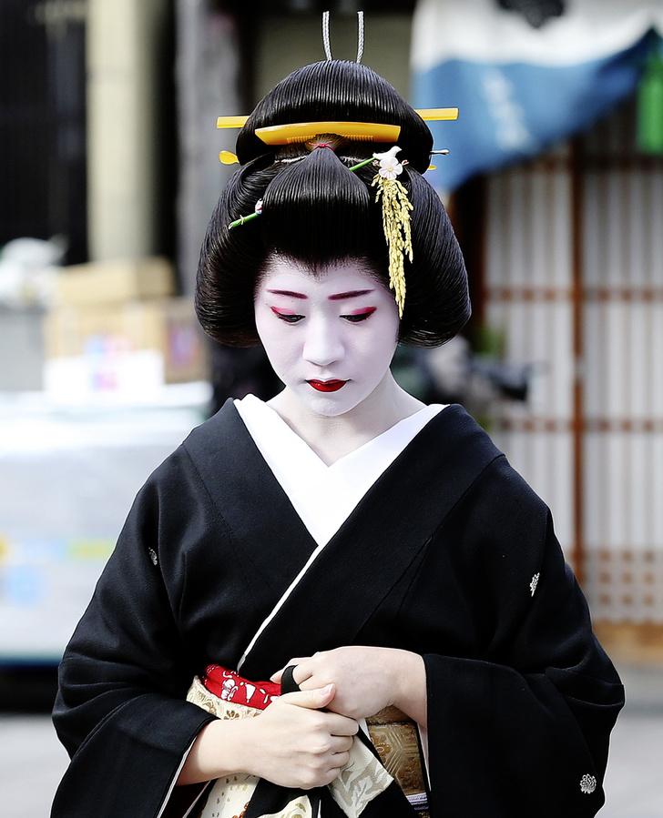 Фото №5 - Рабочий момент: под сенью сакуры в цвету