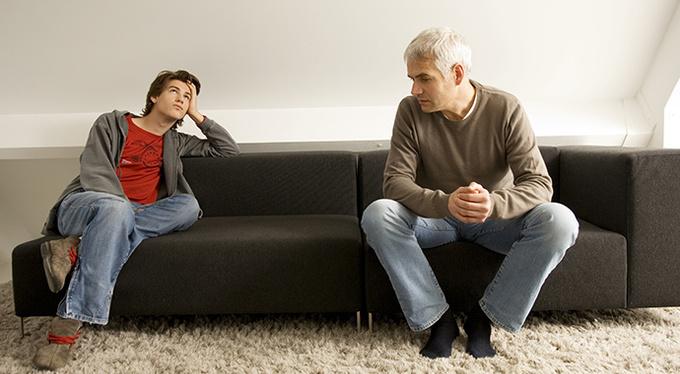О чем говорит молчание подростков