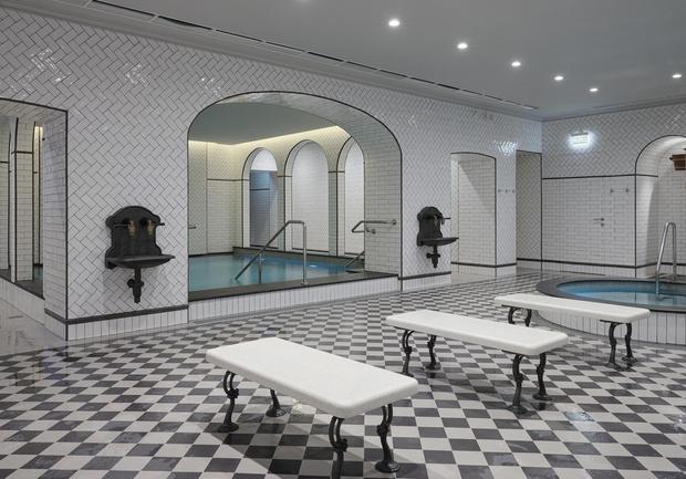 Фото №2 - В Санкт-Петербурге после реновации открываются легендарные Фонарные бани