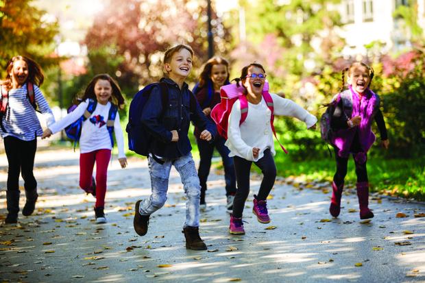Фото №1 - Возможно, единственная в мире школа, куда дети ходят с удовольствием