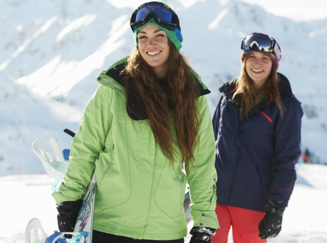 Фото №6 - Активная зима: как быстро научиться зимним видам спорта?