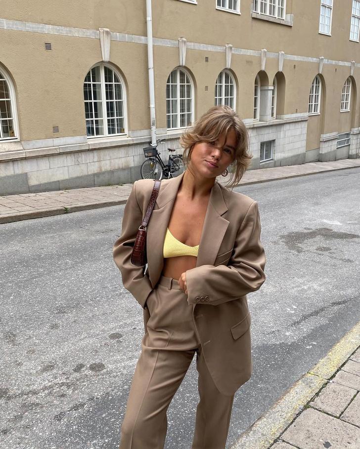 Фото №9 - Солнечная неделя: что носить в теплые осенние дни