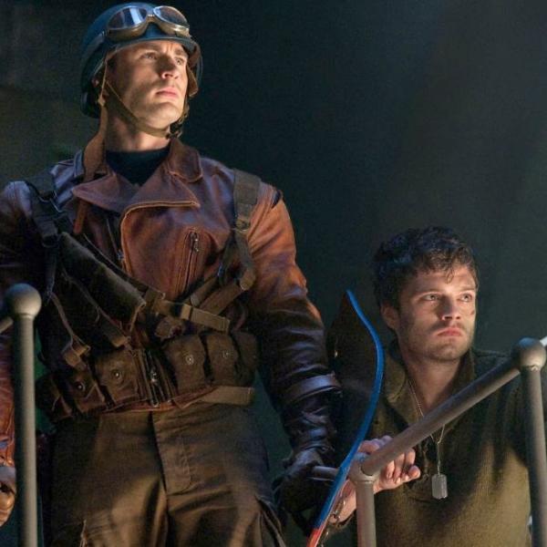 Фото №1 - Топ-10 лучших бромансов в фильмах Marvel 🤝🖤